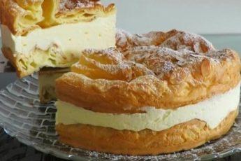 Вы полюбите торт «Карпатка» с первой ложки!