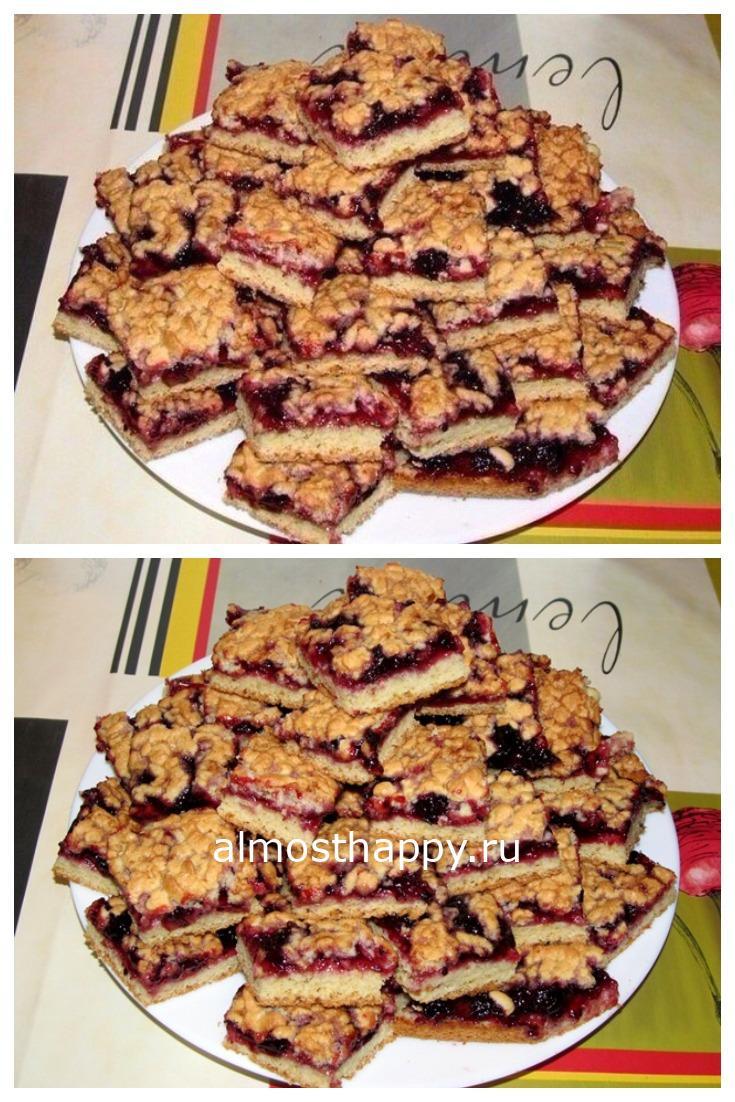 Простое и вкусное печенье нет слов)