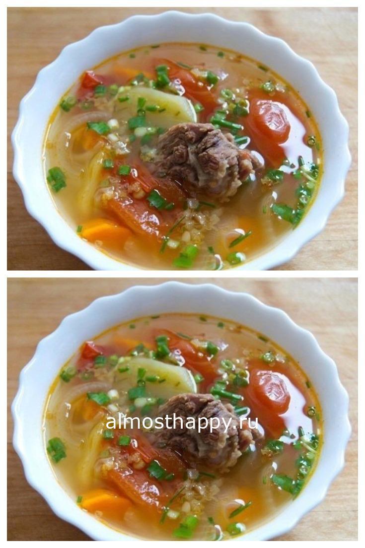 Топ-6 Вкусных и горячих первых блюд