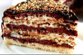 Изумительный торт » Мишка»