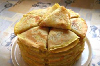 Вкуснейшие блины без яиц и молока: получаются мягусенькими и тонюсенькими! В жизни бы не подумала, что они постные.