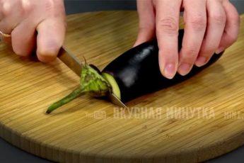 Открыла для себя новый рецепт из баклажанов: трачу 15 минут — и вкусная закуска на столе 1