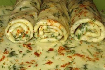 Рецепт изумительных блинов из кабачков, для приготовления которых нужно всего три ложки муки 1