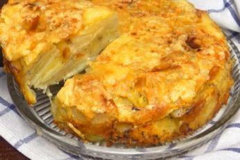 Рецепт вкуснейшего пирога всего из 2-х ингредиентов 1