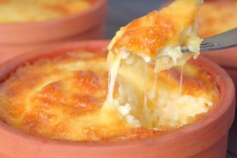Сырное суфле за 5 минут: вместо надоевшей яичницы и сырников 1