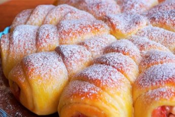 «Дольки Яблочные» — пирог, который не хуже шарлотки и готовится очень быстро 1