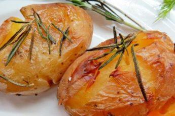 Картофель, запеченный по-португальски 1
