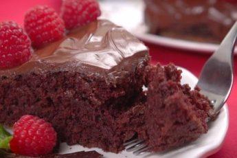Моментальный шоколадный торт экстра-класса 1