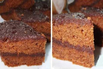 Рецепт чудесного пирожного «Пражское» 1