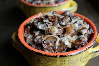 Старая француженка научила меня готовить настоящий жульен. Я записала рецепт и делюсь с вами!