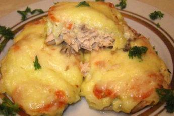 Рецепт вкуснейшей рыбы в духовке «По-царски». Для тех, кому надоело мясо «по-французски»